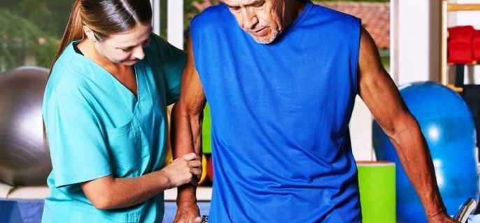 Лечение инсульта и реабилитация после него
