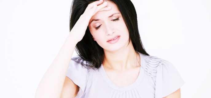 Причины тяжести в голове и избавление от них