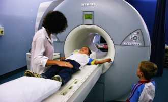 Тонкости проведения МРТ ребёнку