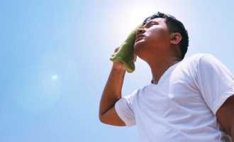 Симптомы солнечного и теплового ударов