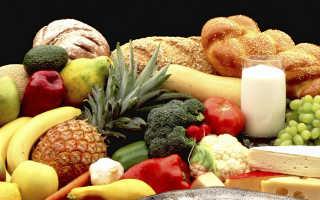 Какие продукты питания можно при ВСД