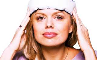 Как избавиться от головной боли при простуде