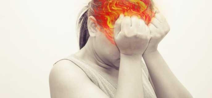 Всё время болит голова, атеросклероз