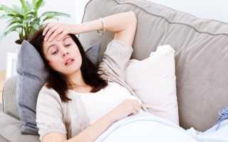 После беременности резко ухудшилось самочувствие