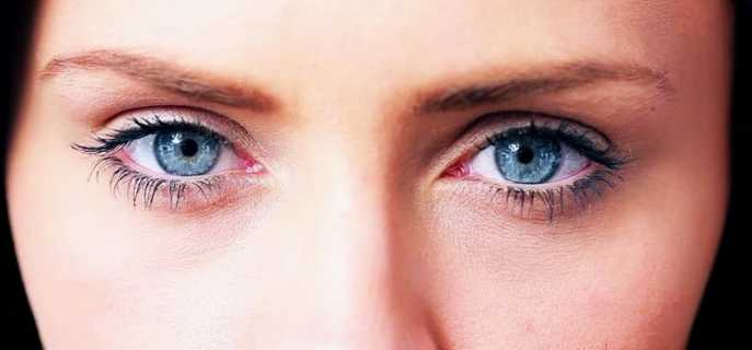 Причины и избавление от мерцания в глазах