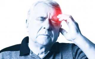 Последствия инсульта головного мозга