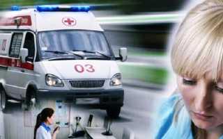 Правильное оказание первой помощи при инсульте