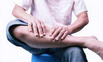 Ощущение покалывания в ногах