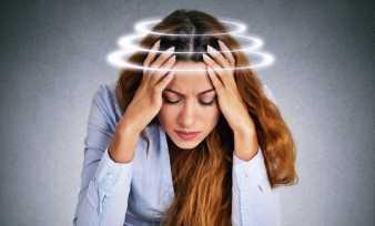 Причины головокружений при нормальном давлении