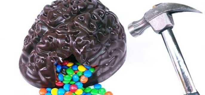 Польза различных видов шоколада для головного мозга