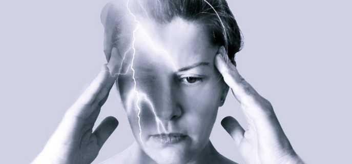 Причины, типы и симптомы мигрени с аурой