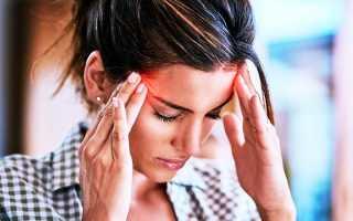 Причины головных болей, отдающих в область глаз