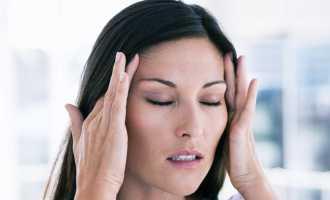 Причины ощущения тяжёлой головы