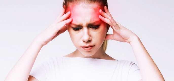 Механизм развития, симптомы, предотвращение и лечение приступов мигрени