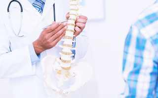 Виды поражений спинного мозга
