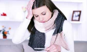 Головная боль и повышенная температура