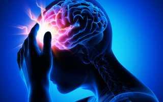 Виды инсультов головного мозга