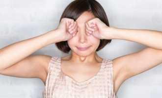 Явление давления на глаза