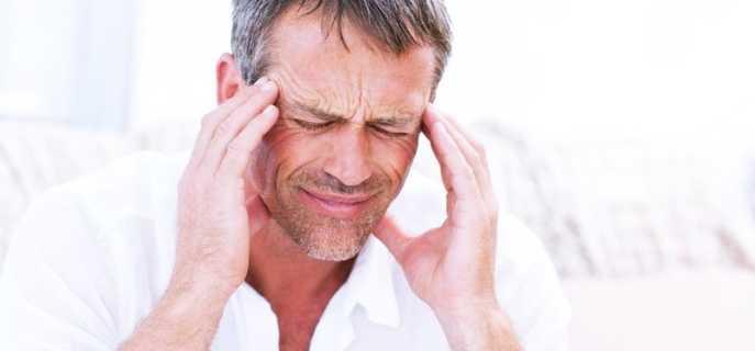 Почему горит и болит голова